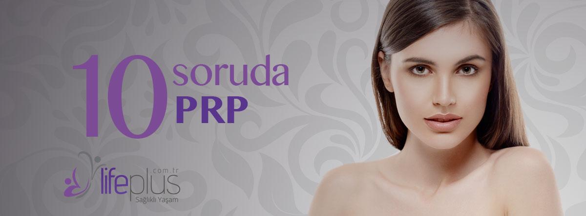 10 Soruda PRP